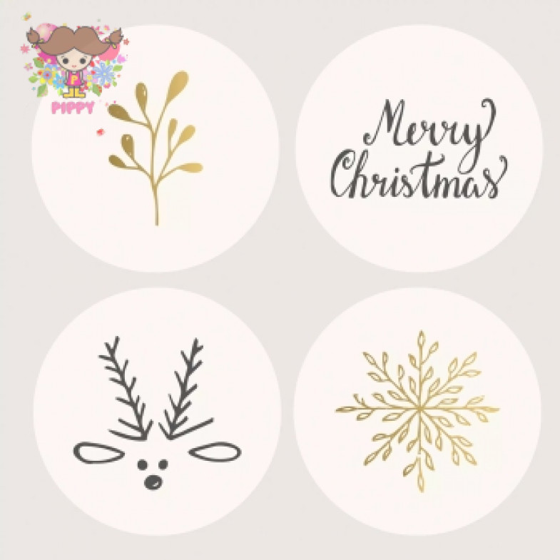 Paper+Design Lunch napkins☆Chic X´mas☆(20pcs)