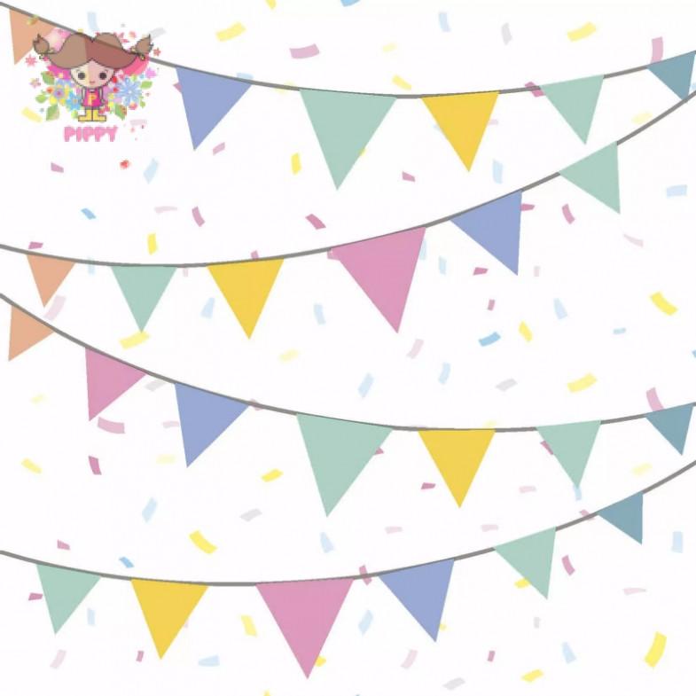 Paper+Design Lunch napkins☆Flags☆(20pcs)
