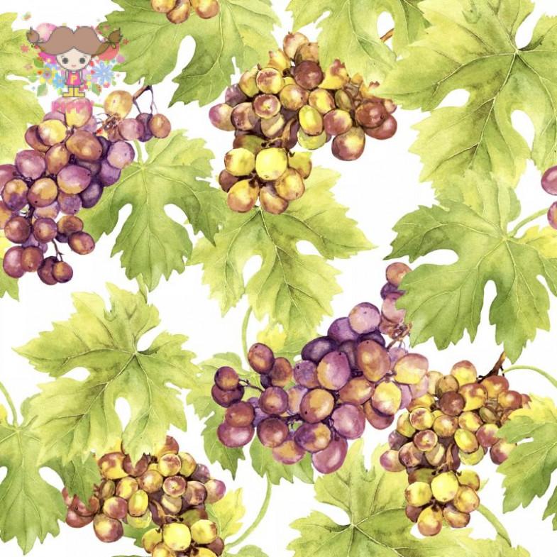 Paper+Design Lunch napkins☆Grapes☆(20pcs)