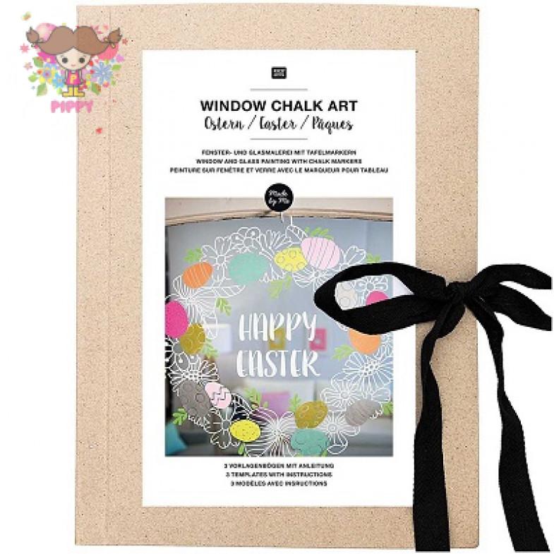 WINDOW ART☆EASTER WINDOW ☆