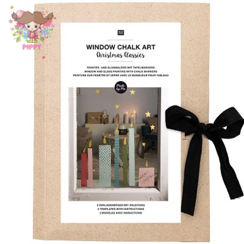 WINDOW ART☆CHRISTMAS CLASSICS☆