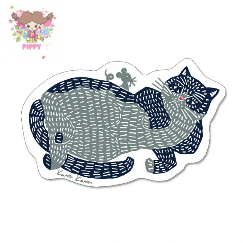 SPONGE☆cellulose kata kata Cat☆