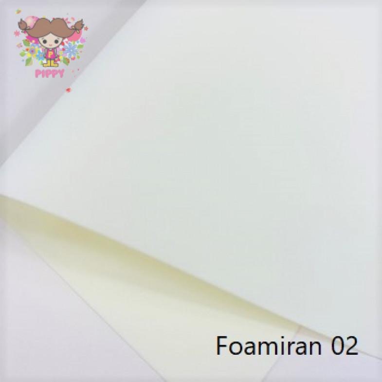 Foamiran 50cm×60cm☆ECRU☆