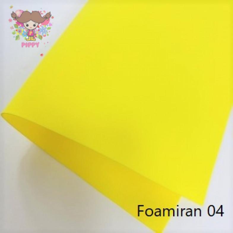 Foamiran 50cm×60cm☆YELLOW☆
