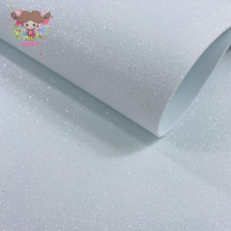 GlitterFoam 50cm×60cm 2mm☆WHITE☆