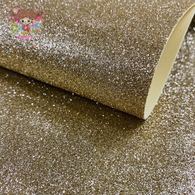 GlitterFoam 50cm×60cm 2mm☆Light gold☆