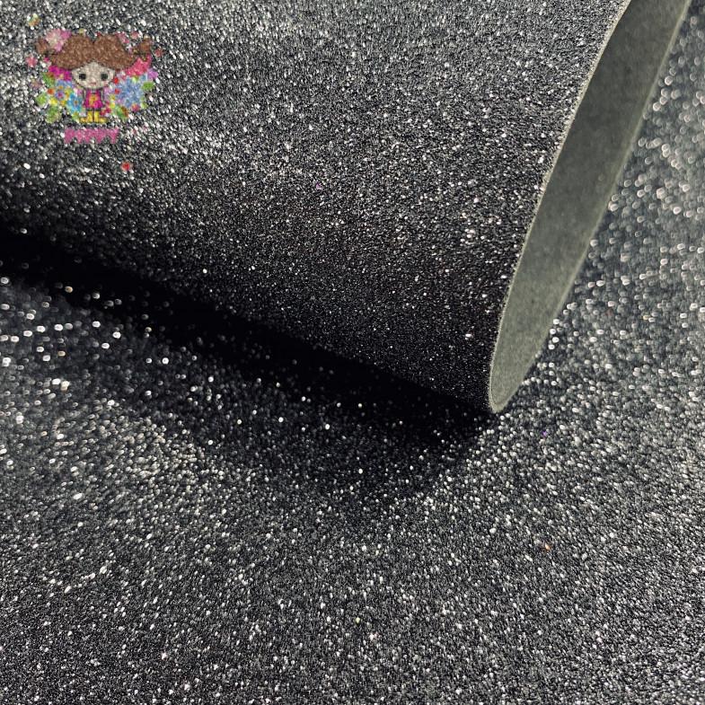 GlitterFoam 50cm×60cm 2mm☆Black☆