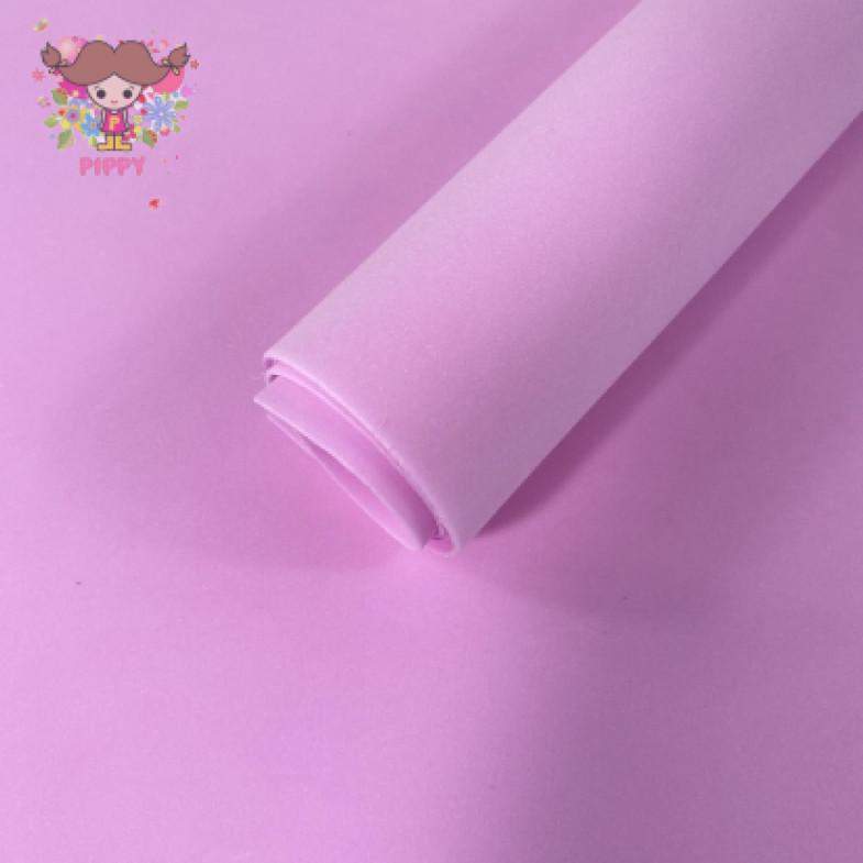 MarshmallowFoamiran 40cm×40cm 1mm☆CLASSIC PINK☆