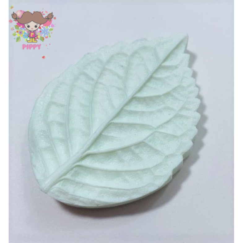 Flower mold☆Leaf Hydrangea natural small☆