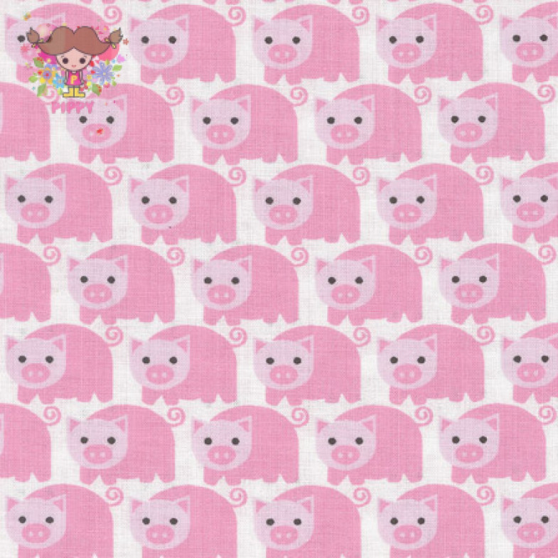 Westfalenstoffe Fabric ☆Pig☆