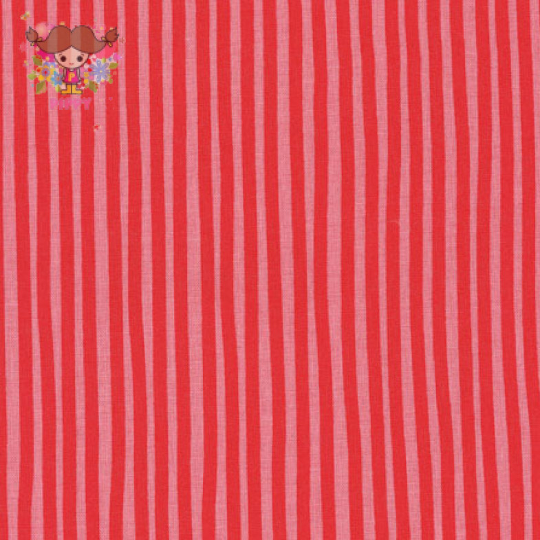 Westfalenstoffe Fabric ☆ Stripe Pink☆