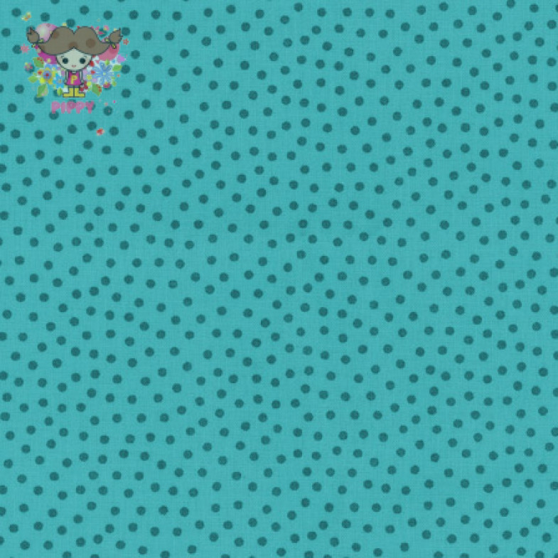 Westfalenstoffe Fabric ☆Dot Small Green☆