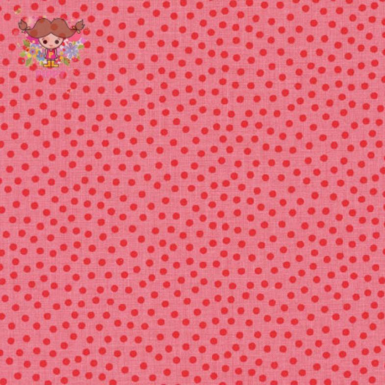 Westfalenstoffe Fabric ☆Dot Small Pink☆