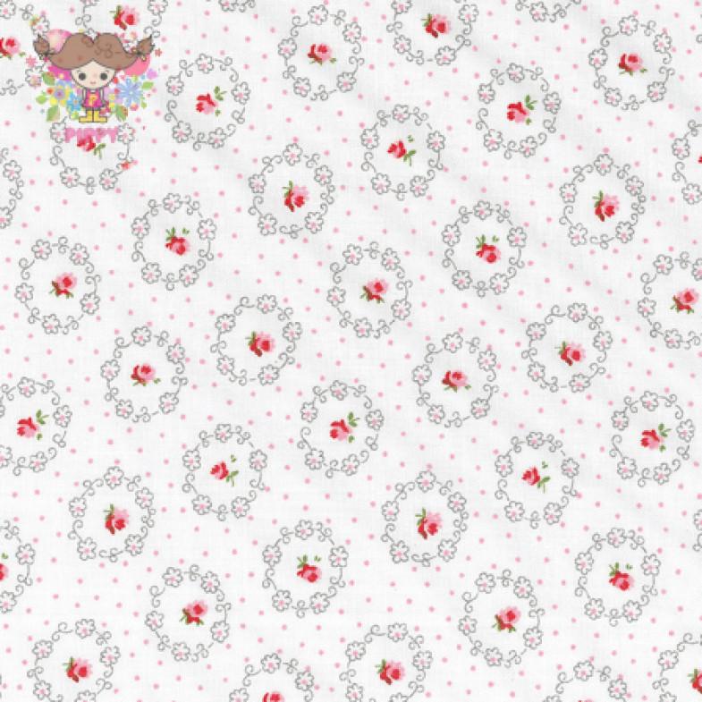 Westfalenstoffe Fabric ☆Flower ring☆