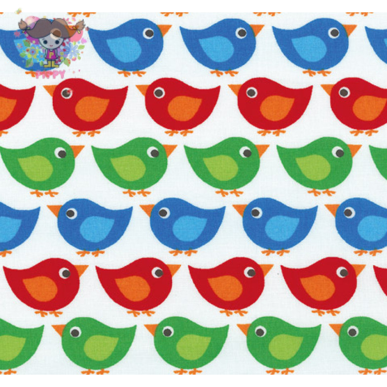 Westfalenstoffe Fabric ☆Bird 1☆