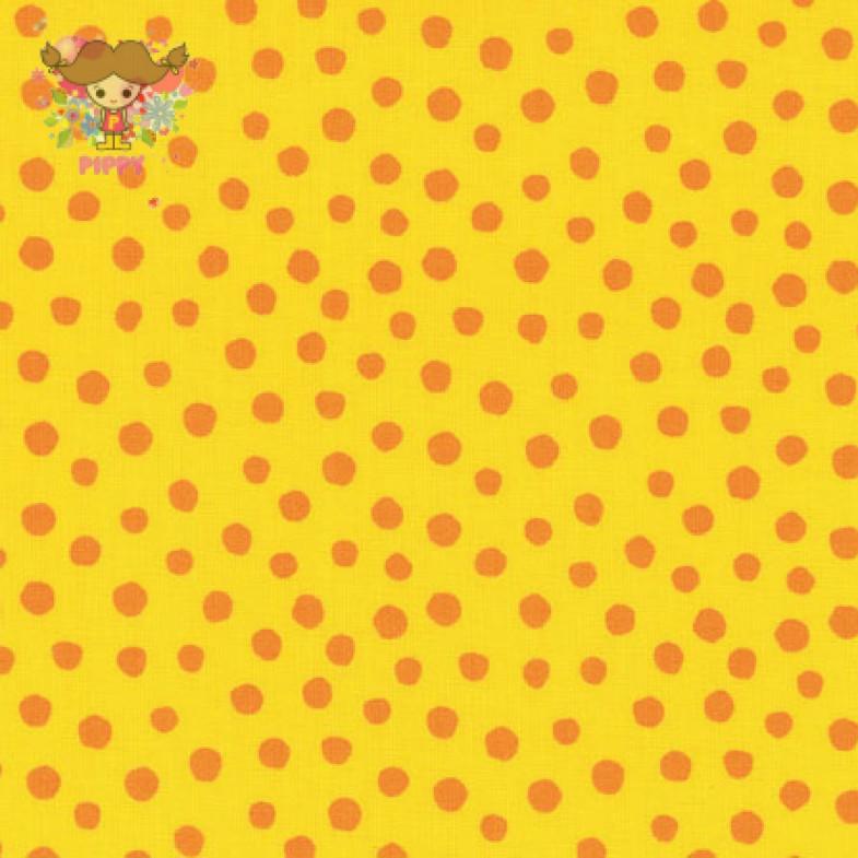 Westfalenstoffe Fabric ☆Dot Orange☆