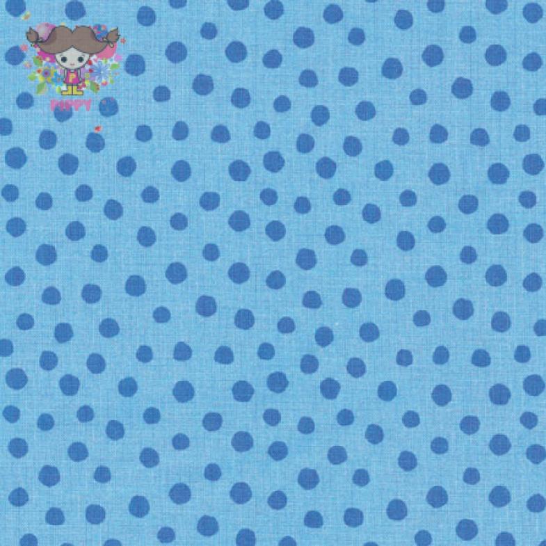 Westfalenstoffe Fabric ☆Dot Blue☆