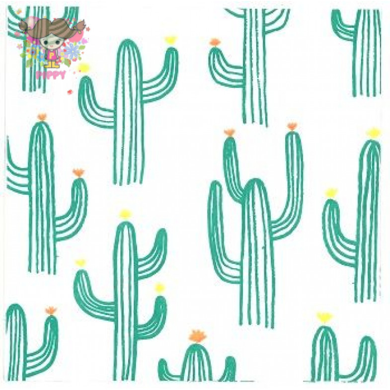 Meri Meri Lunch napkins☆ Cactus☆(20item)