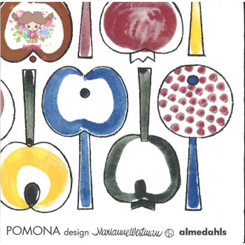almedahls Lunch napkins ☆POMONA☆(20pcs)