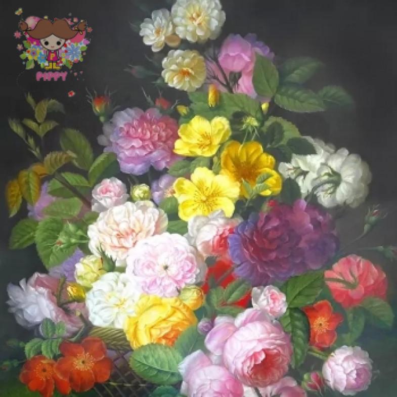 Atelier Lunch napkins☆Barock Flower☆(20item)