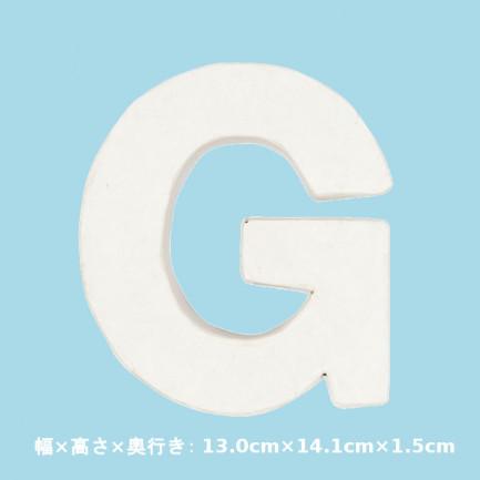 Paper Mache ☆≪Alphabet G≫☆