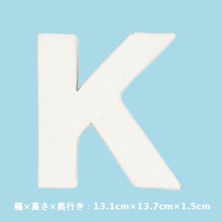 Paper Mache ☆≪Alphabet K≫☆
