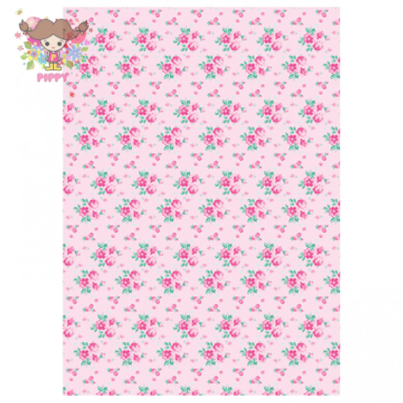 Paper Patch ☆Roses pink☆