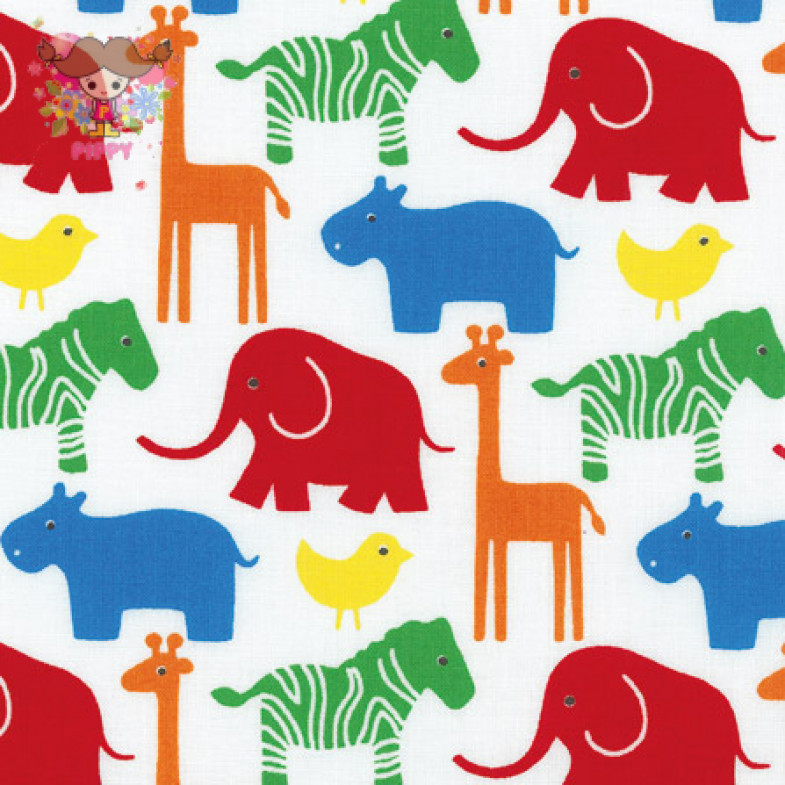 Westfalenstoffe Fabric ☆ZOO☆