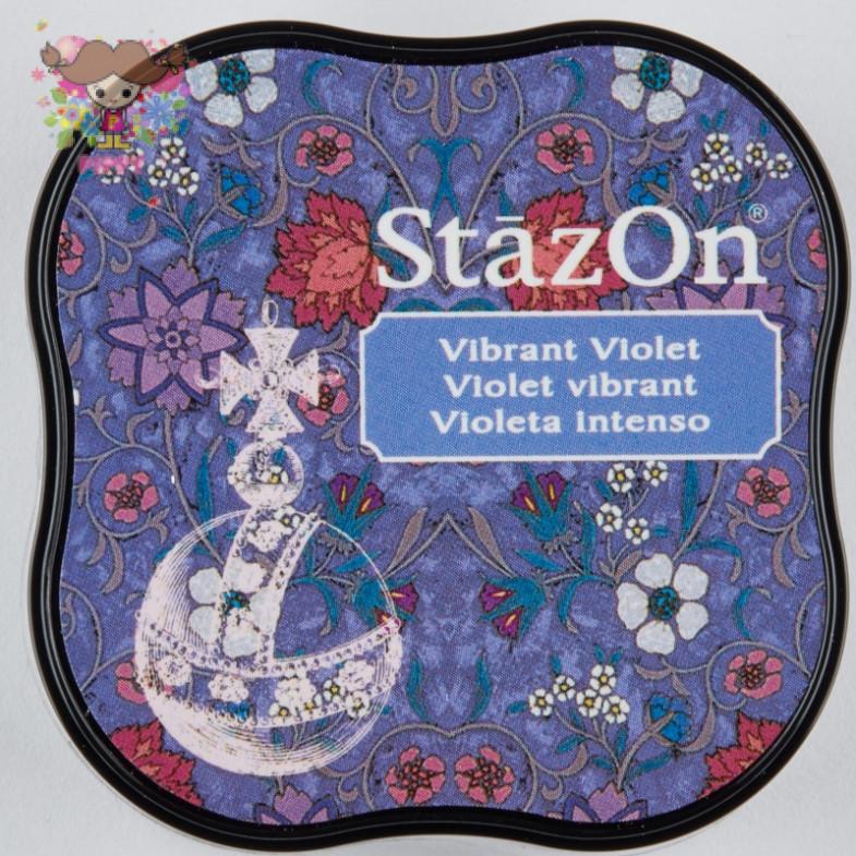 TSUKINEKO  STAMPINK ☆StazOn midi  Vibrant Violet☆