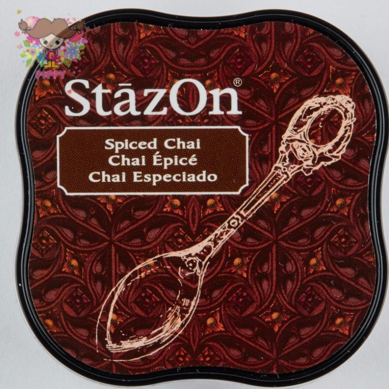 TSUKINEKO  STAMPINK ☆StazOn midi  Spiced chai☆