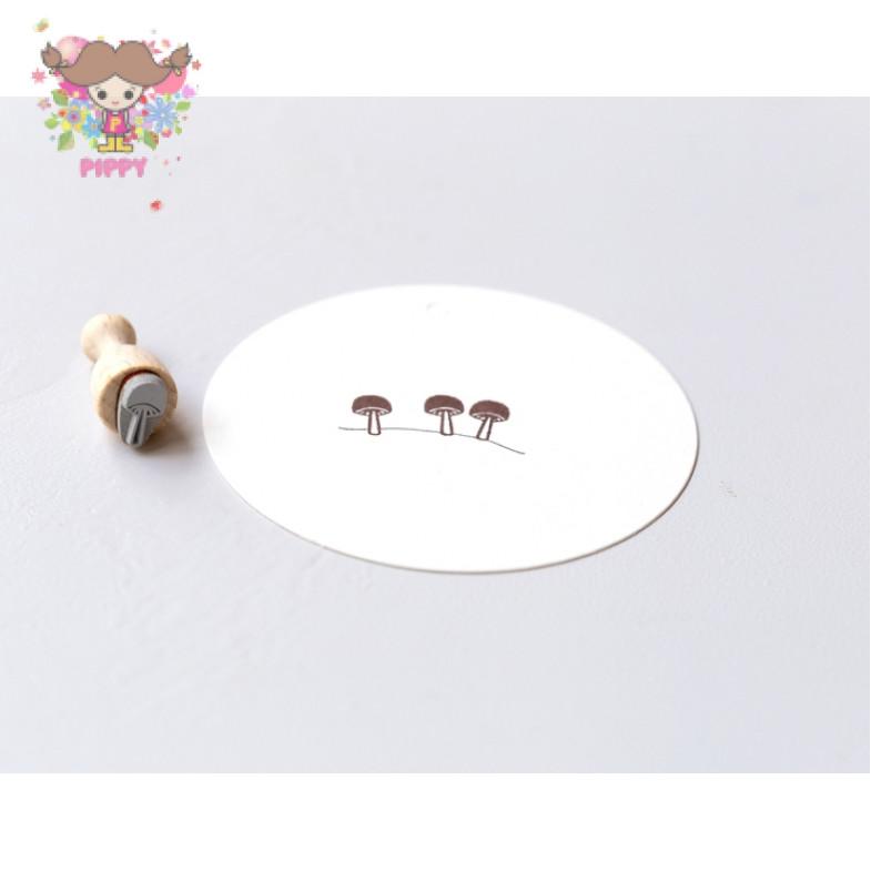 Perlenfischer STAMP☆PILZ MINI☆