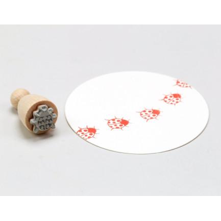 Perlenfischer STAMP☆MARIENKÄFER 2☆