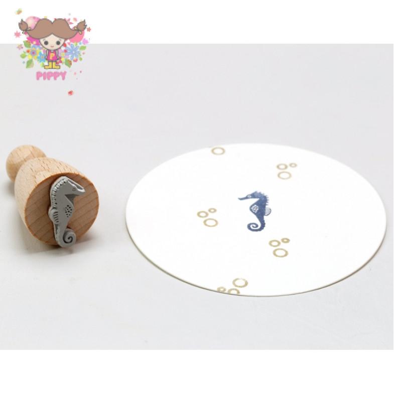 Perlenfischer STAMP☆EIERSCHALE☆