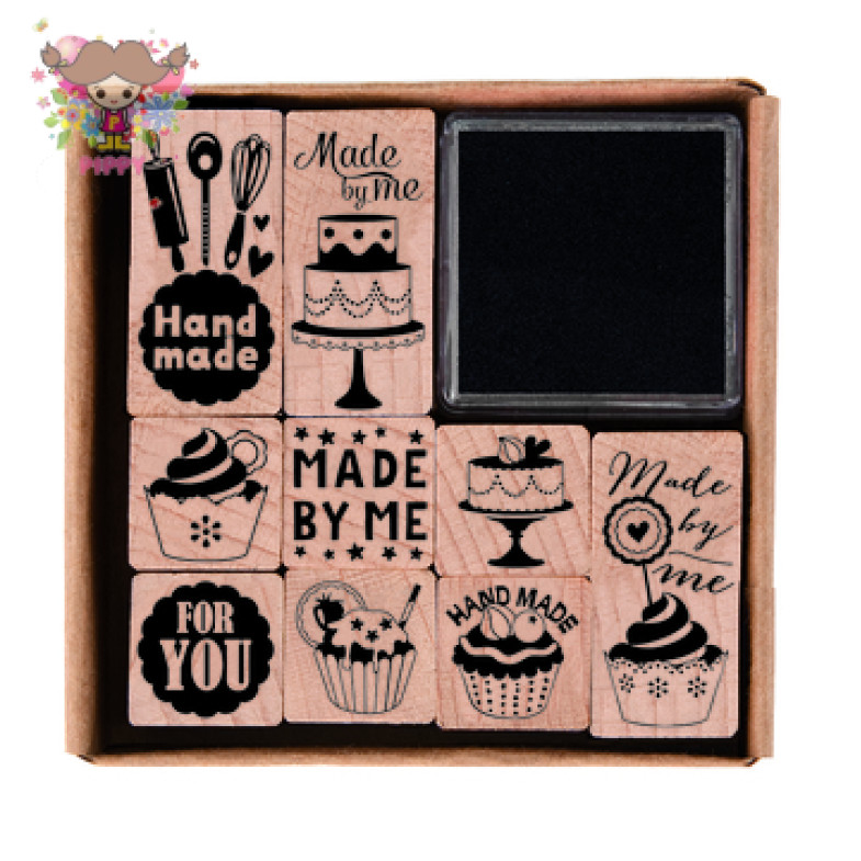 STAMP SET☆Made by me☆
