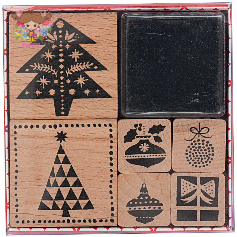 STAMP SET☆Christmas Tree☆